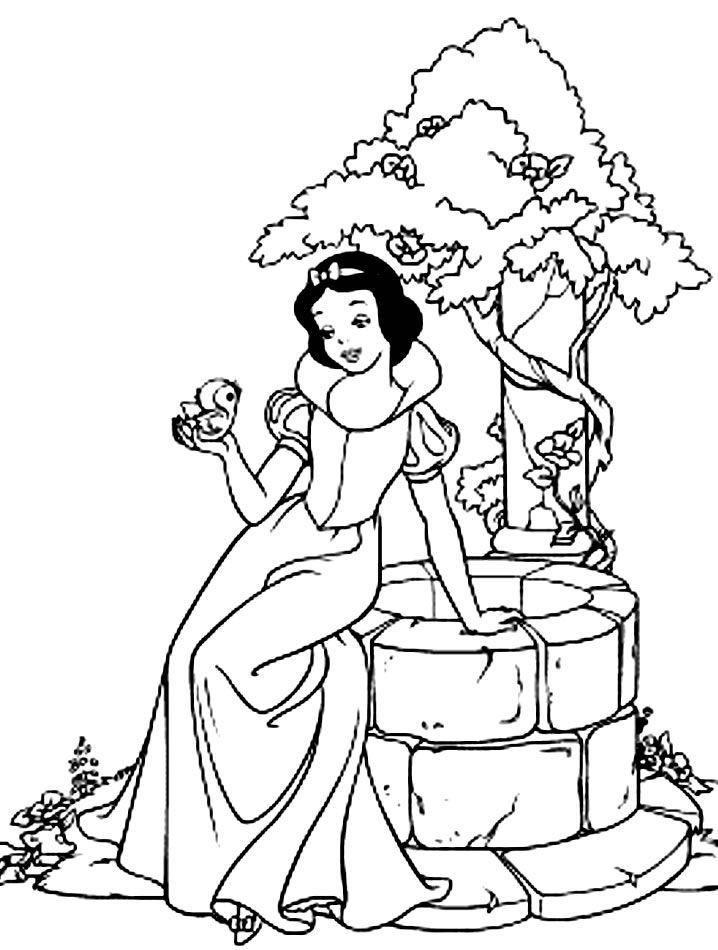 coloriages diney - Coloriages Disney